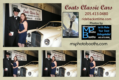 2014-08-10 Premier Bride and Coats Classic Cars