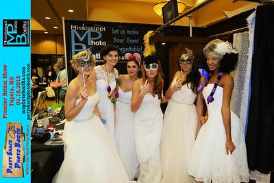 2015-01-18 Premier Bridal Show Tupelo
