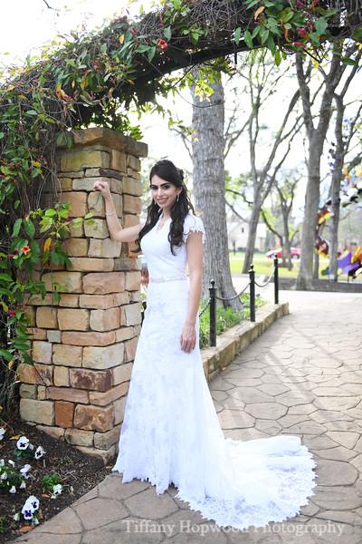 Bridal- Elizabeth Cochran