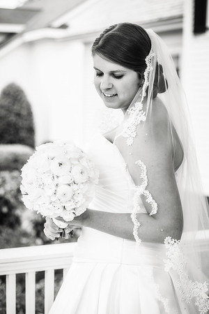 Meredith's Bridal Portraits