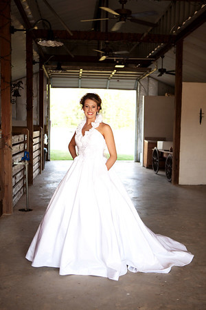Whitney's Bridal Portraits