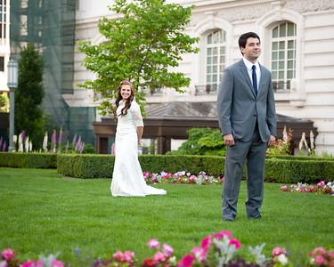 Dallas+Natalie {first look & formals}