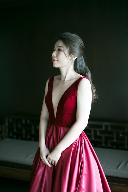 愛瑞思新娘秘書,ARIESY新秘,新秘推薦,送客新娘髮型,時尚名媛新娘造型