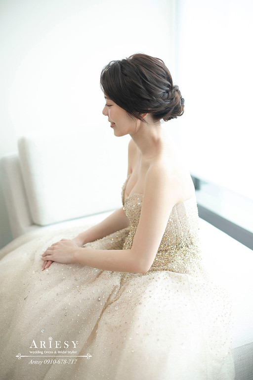 林莉新娘造型,文定新娘秘書,新秘推薦,愛瑞思,ARIESY,台北w飯店婚宴新秘