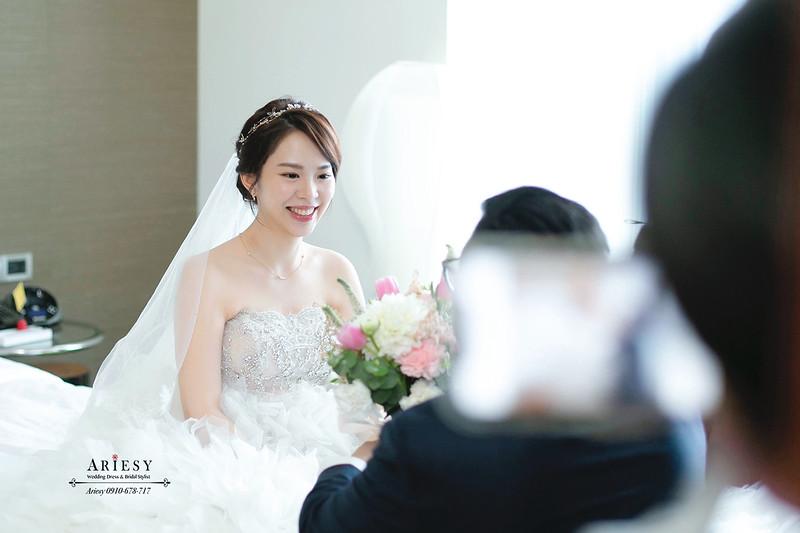 林莉新娘造型,韓風新娘秘書,新秘推薦,愛瑞思,ARIESY,台北w飯店婚宴新秘
