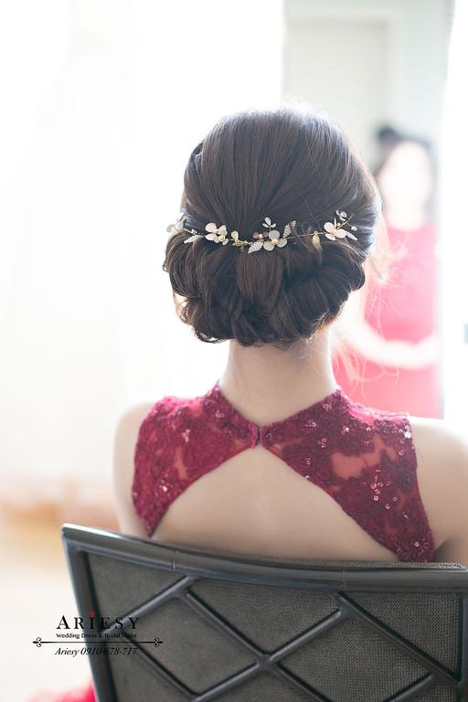 文定造型,新娘文定,新娘秘書,台北新秘,新秘推薦,萬豪婚禮