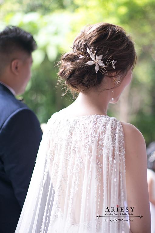 台北新秘推薦,愛瑞思ARIESY,新娘造型,新娘髮型,美式韓風造型,新秘,新娘秘書