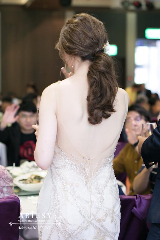 台北新秘推薦,愛瑞思ARIESY,新娘造型,新娘髮型,名媛時尚造型,新秘,新娘秘書