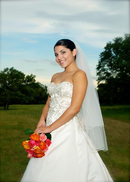 A Bride's Day!