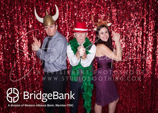 Bridge Bank Employee Holiday 2015