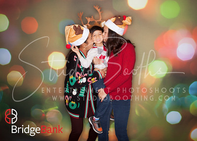 Happy Holidays, Bridge Bank Families!