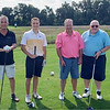 From left, Doug Law of Pepperell, Peter Beck of Westford, Peter Gervais of Dunstable and Ralph Griffin of Nashua, N.H.