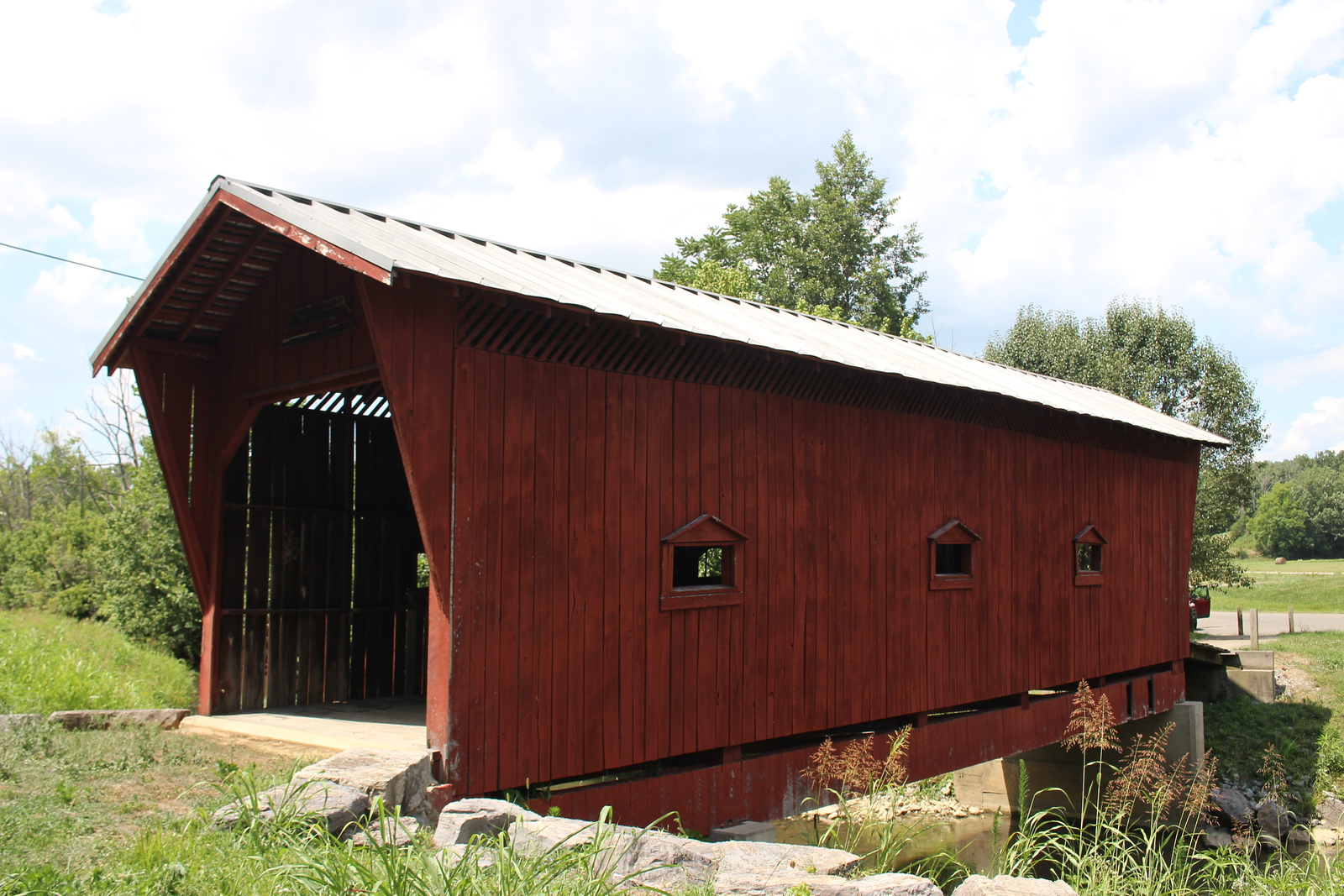 Bible Covered Bridge