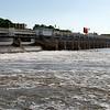 SW 04841 - Lower Fox River by De Pere Bridge and Dam
