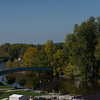 KM  Fox River Pix37 - Fox River in Fall