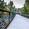 KM 965 - Fall on Fox Cities Trestle Trail Bridge