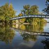 KM 61- Walking Bridge Reflection