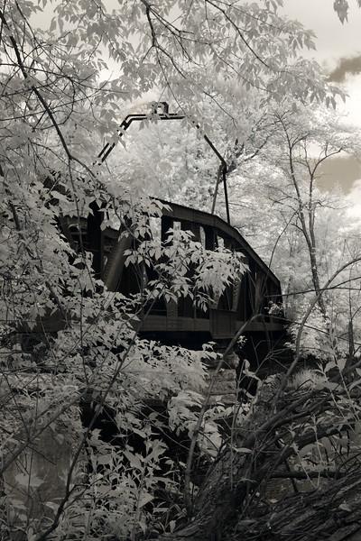 SW 04717 - Princeton Bridge in Winter
