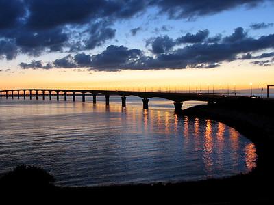 Bridge Ré island