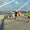 2014 Southeast Georgia Health System Bridge Run over the Sidney Lanier Bridge in Brunswick, Georgia D700 02-15-14