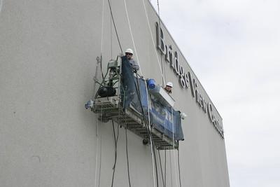 Bridge View Center Weatherproofing Operations