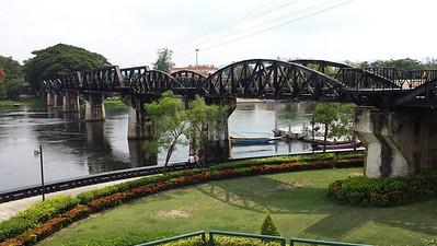 Bridge  on the River Kwai 2014.
