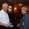 Donal Garvey & Michael MacDonagh....CBAI team-mates.