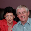 Liz Taaffe with partner Michael MacDonagh