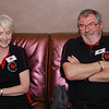 Team Wales players Jean & Peter Hand...