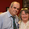 Paul Scannell with Marion Donlon (12th in President's Prize)<br /> <br /> Photo: Mary Healy