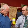 Paul Scannell with Enda Glynn (8th in President's Prize)<br /> <br /> Photo: Mary Healy