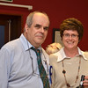Paul Scannell with Marie Hannon-Healy (Winner 'Best Novice' in President's Prize)<br /> <br /> Photo: Mary Healy