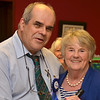 Paul Scannell with May O'Sullivan (10th in President's Prize)<br /> <br /> Photo: Mary Healy