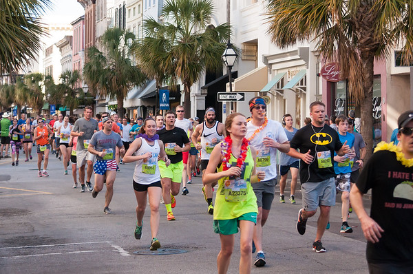 40th Annual Cooper River Bridge Run-7