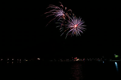 Bridgeland's 4th of July Fireworks 2014