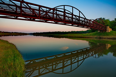 Bridgeland_Bridge_Cypress-Lake_Reflection-dawn_RAW0260