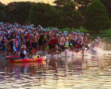 Cypress Triathlon at Bridgeland 7-31-2016