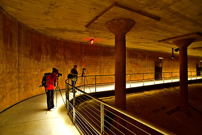 Buffalo Bayou Park:  Houston Cistern