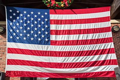 Veterans Day Ceremony November 12, 2017