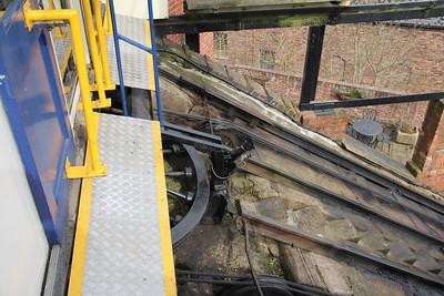 Bridgenorth Cliff Raiway Winding Gear Upper Station Apr 14