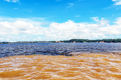 MEETING OF THE WATERS - ENCONTRA DAS AGUAS