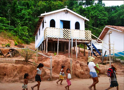 CHURCH AND THE CHILDREN OF THE AMAZON