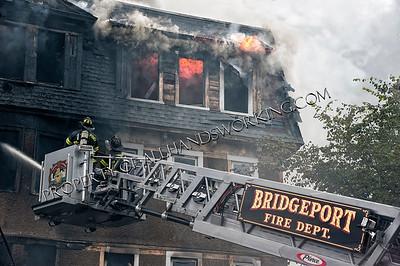 Bridgeport, CT Fires
