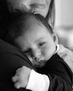 Sleep time with Mom. Digital, July 2021.