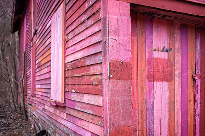 The Pink Barn