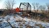 Keith Bicycle  (tracks leading lines) Nebraska