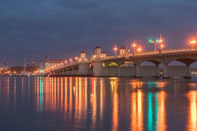 Bridge of Lions, Saint Augustine, FL
