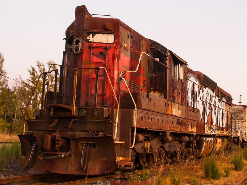 Engine 4436, Schellville, CA.