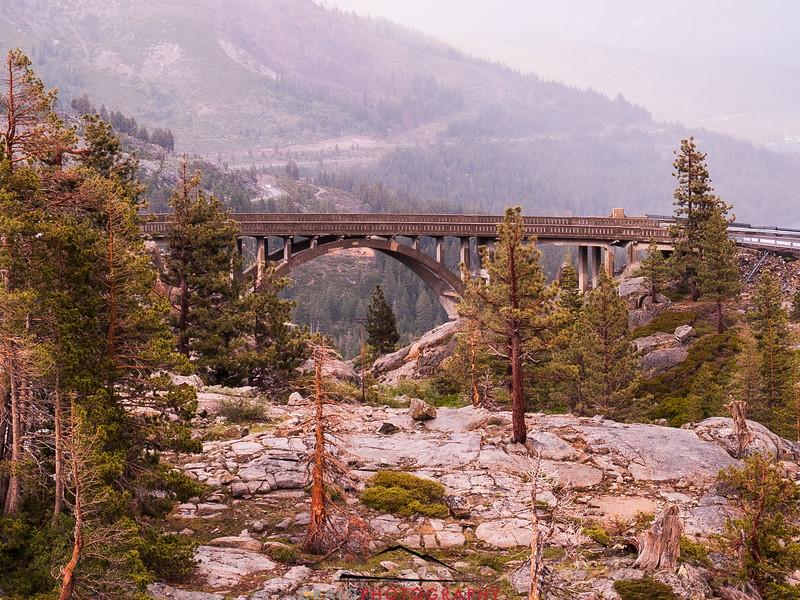 Donner Pass Summit Bridge #1