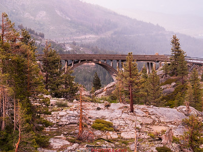 Donner Pass Summit Bridge #1
